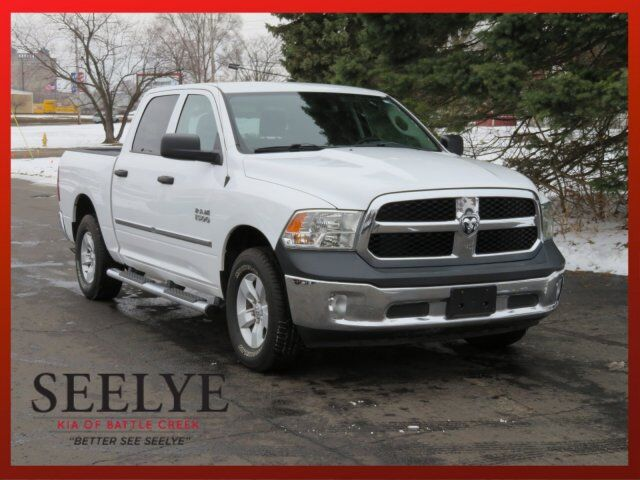 2016 Ram 1500 Tradesman Battle Creek MI
