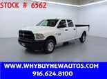2016 Ram 2500 ~ Crew Cab ~ Liftgate ~ Only 44K Miles!