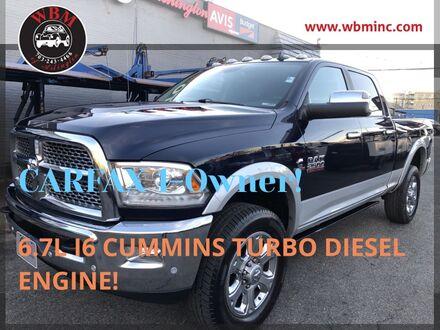 2016_Ram_2500_4x4 Crew Cab Laramie Limited_ Arlington VA