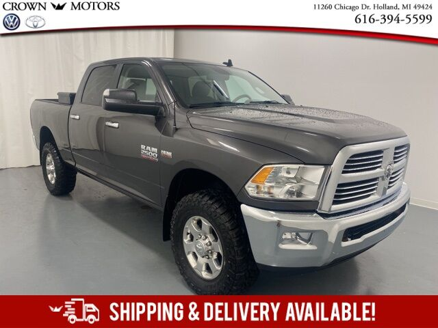 2016 Ram 2500 Big Horn Holland MI
