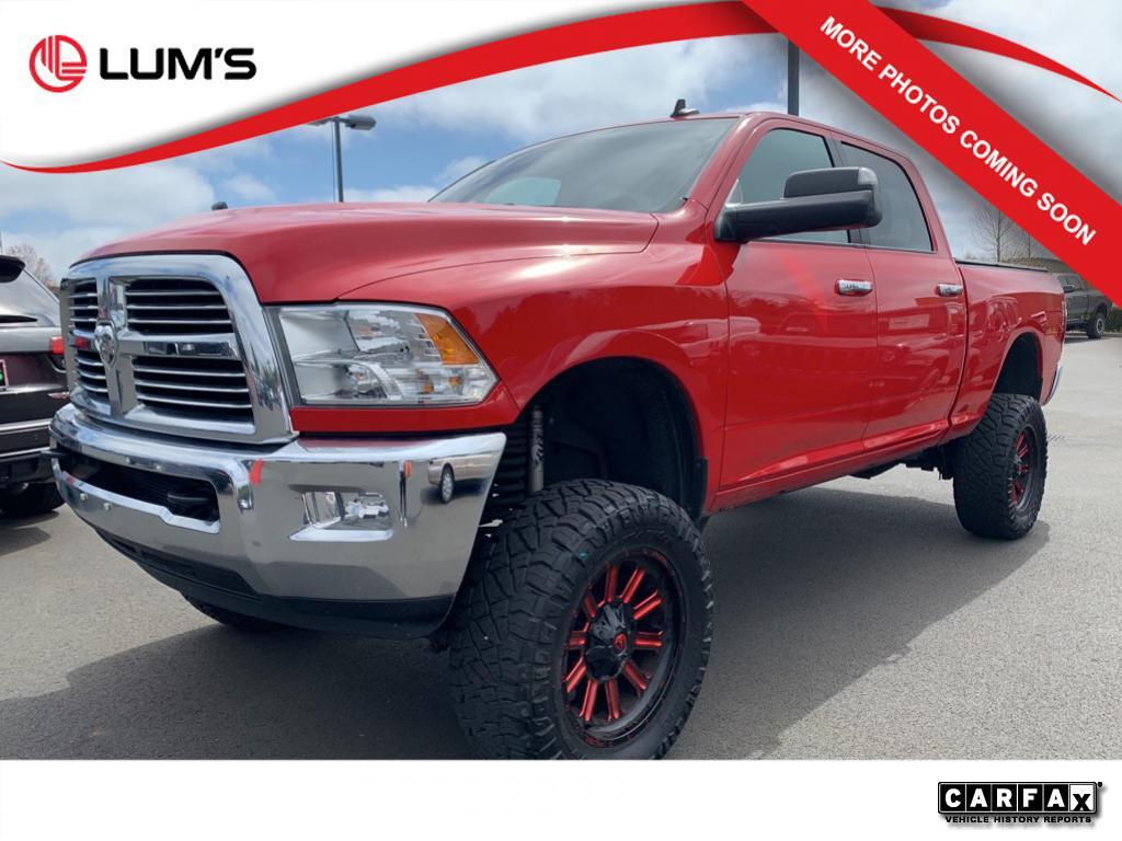 2016 Ram 2500 Big Horn Warrenton OR