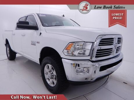 2016_Ram_2500_CREW CAB 4X4 BIG HORN 6.4 HEMI_ Salt Lake City UT