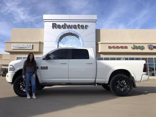 2016_Ram_2500_Laramie Crew Cab - Cummins Diesel - Sport Group - 5th Wheel Prep - Sunroof - Nav - Remote Start_ Redwater AB