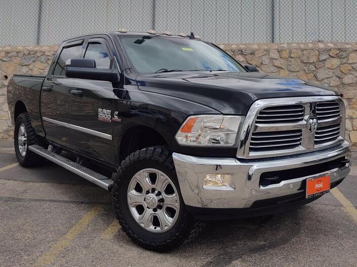2016 Ram 2500 Lone Star El Paso TX