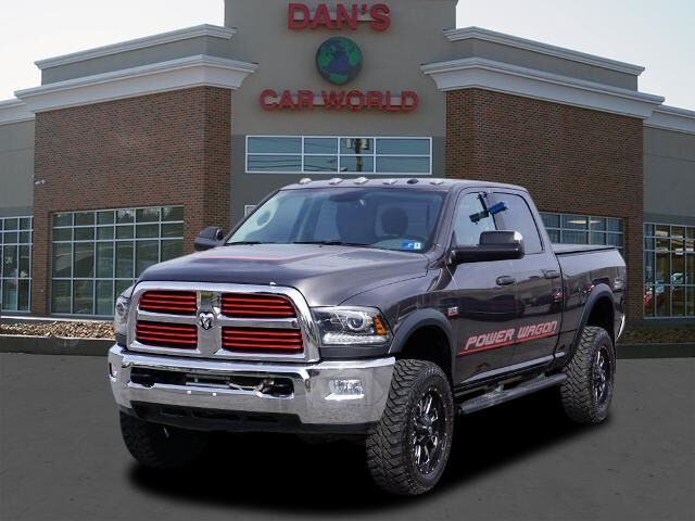 2016 Ram 2500 Power Wagon Bridgeport WV
