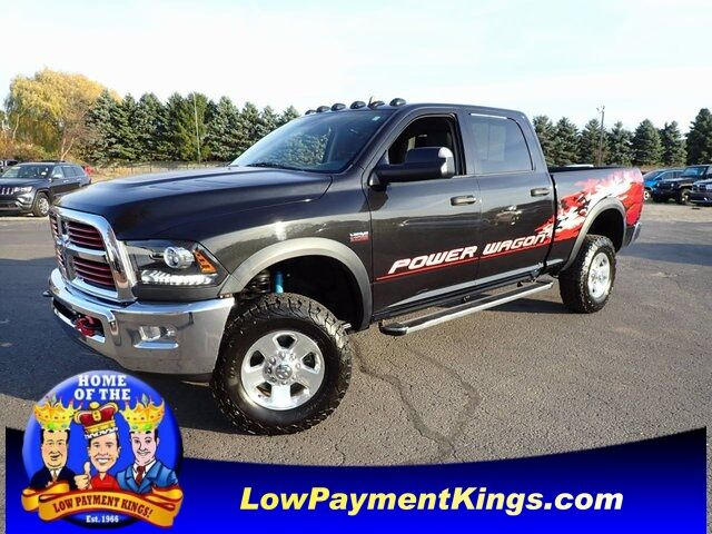 2016 Ram 2500 Power Wagon Monroe MI