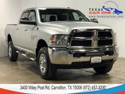 2016_Ram_2500_SLT CREW CAB 4WD 5.7L HEMI AUTOMATIC RUNNING BOARDS TOWING HITCH REAR CAMERA_ Carrollton TX