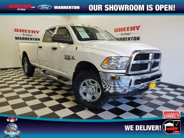 2016 Ram 2500 Tradesman Warrenton VA