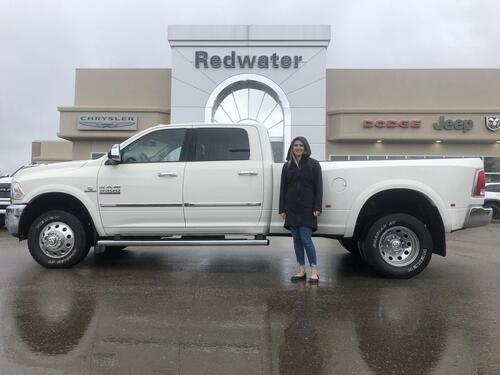 2016_Ram_3500_Laramie - Cummins Diesel - Dually - Only 21,694 kms_ Redwater AB