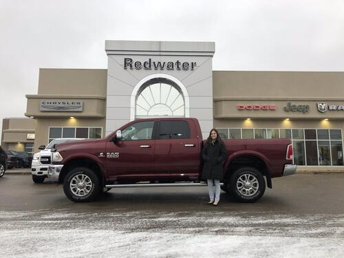 2016_Ram_3500_Laramie - LOW Kms - One Owner_ Redwater AB