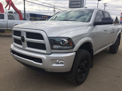 2016_Ram_3500_Laramie Sport Crew Cab - Service Manager's Truck - 23,000 KMS!_ Redwater AB