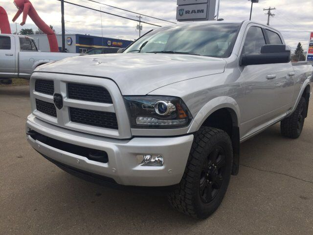 2016 Ram 3500 Laramie Sport Crew Cab - Service Manager's Truck - 23,000 KMS! Redwater AB
