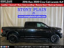 Ram 3500 Laramie 2016