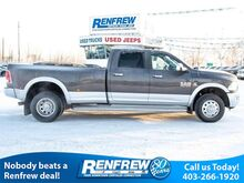 2016_Ram_3500_Laramie, Sunroof, Nav, Bluetooth, SiriusXM, Remote Start, Heated/Ventilated Leather_ Calgary AB