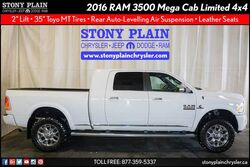 Ram 3500 Limited 2016