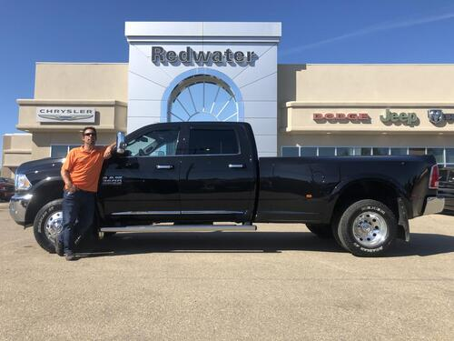 2016_Ram_3500_Longhorn Limited - Only 8,193 km_ Redwater AB