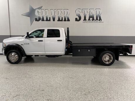 2016 Ram 4500 Tradesman 4WD Cummins FlatBed Dallas TX