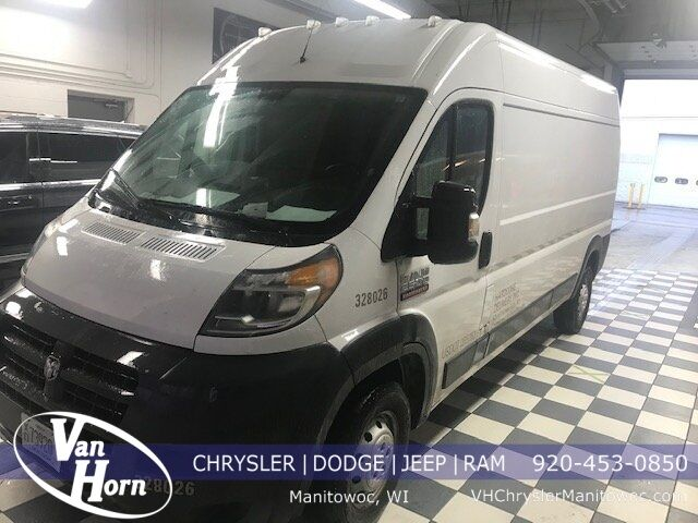 2016 Ram ProMaster 2500 High Roof Milwaukee WI