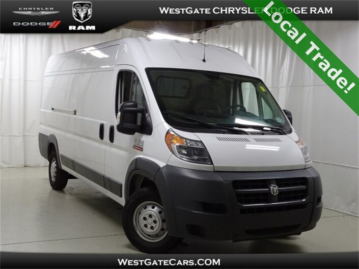 2016 Ram ProMaster 3500 High Roof Raleigh NC