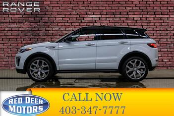 2016_Range Rover_Evoque_AWD Autobiography Leather Roof Nav_ Red Deer AB