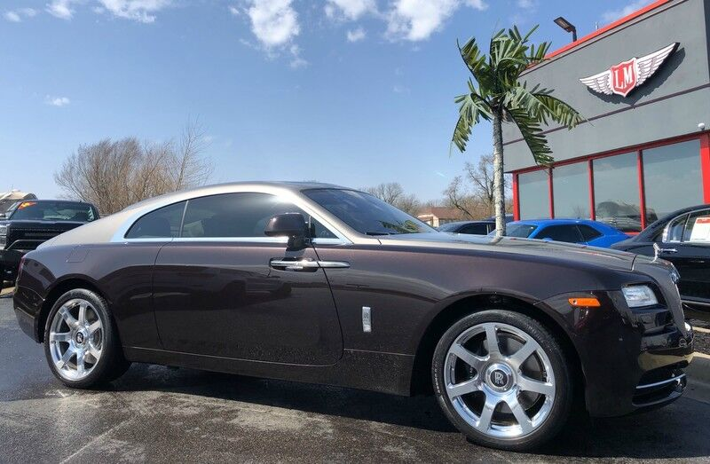 2016 Rolls-Royce Wraith *MSRP $357,100* *1 Owner* *144 MONTHS FINANCING*