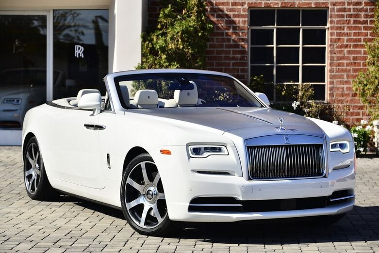2016 Rolls-Royce Dawn  Beverly Hills CA