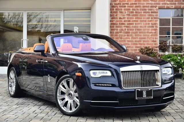 2016 Rolls-Royce Dawn Lawrence KS