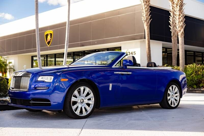 2016_Rolls-Royce_Dawn__ Palm Beach FL
