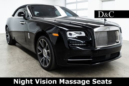 2016 Rolls-Royce Dawn Night Vision Massage Seats Portland OR