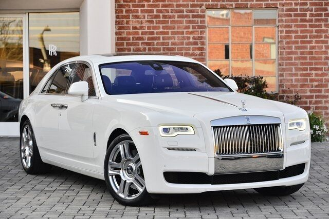 2016 Rolls-Royce Ghost  Beverly Hills CA