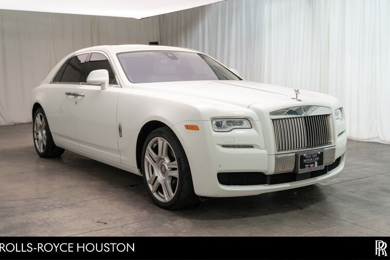 2016 Rolls-Royce Ghost Houston TX