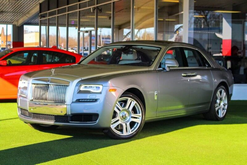 2016 rolls-royce ghost lincolnton mooresville nc 28100316