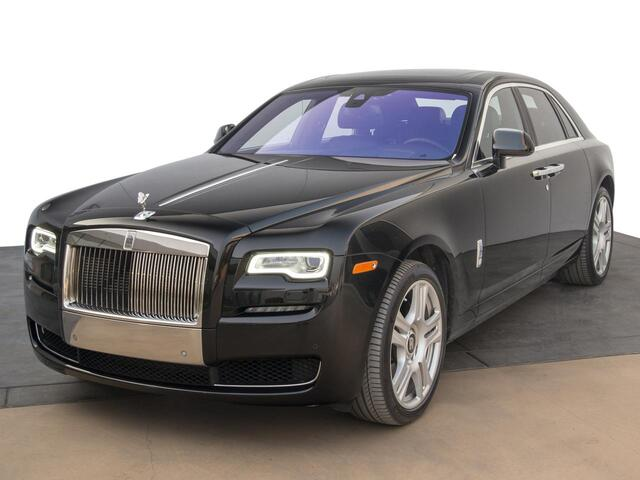 2016 Rolls-Royce Ghost  San Francisco CA