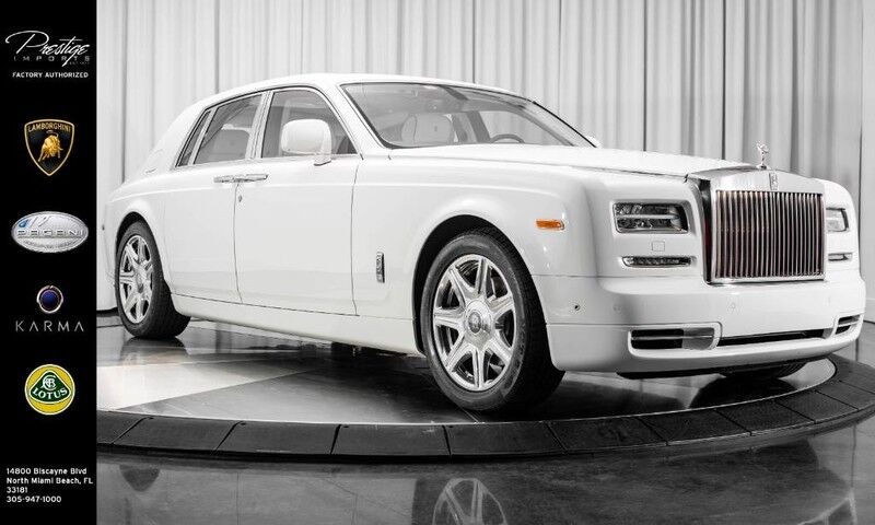 2016_Rolls-Royce_Phantom__ North Miami FL