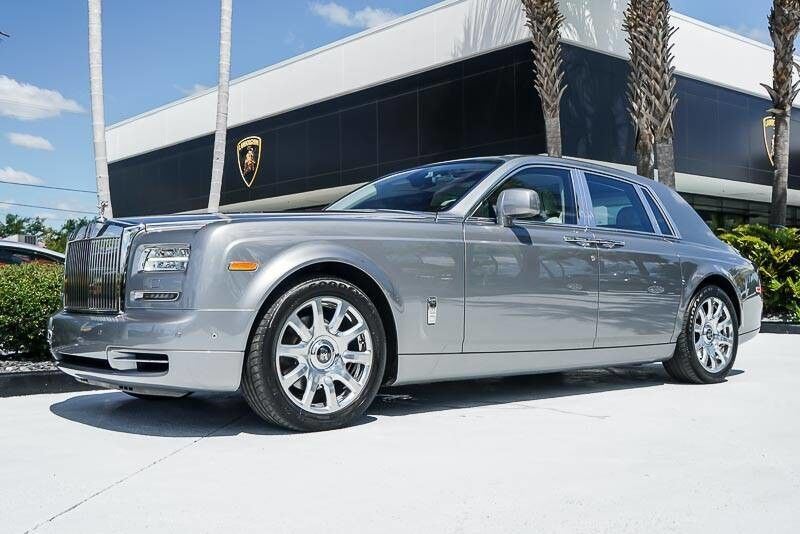 2016_Rolls-Royce_Phantom__ Palm Beach FL
