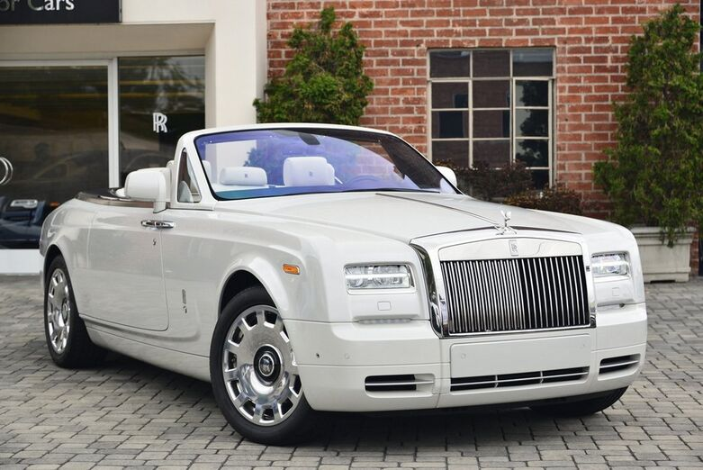 2016 Rolls-Royce Phantom Drophead Coupe  Beverly Hills CA