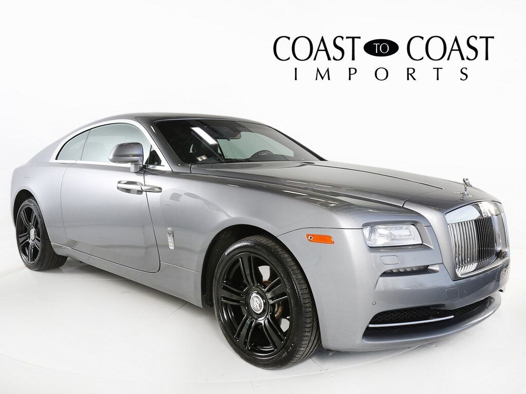 2016 Rolls-Royce Wraith Base Indianapolis IN