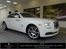 2016_Rolls-Royce_Wraith_English White_ Raleigh NC