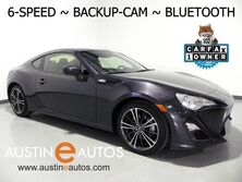 Scion FR-S *6-SPEED, BACKUP-CAMERA, TOUCH SCREEN, PIONEER AUDIO, CRUISE, ALLOY WHEELS, BLUETOOTH PHONE & AUDIO 2016