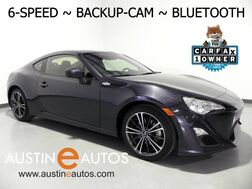 2016_Scion_FR-S_*6-SPEED, BACKUP-CAMERA, TOUCH SCREEN, PIONEER AUDIO, CRUISE, ALLOY WHEELS, BLUETOOTH PHONE & AUDIO_ Round Rock TX