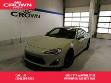 2016_Scion_FR-S_Auto Release Series 2.0 / One Owner / Local / Immaculate Condition / Limited Release Series_ Winnipeg MB