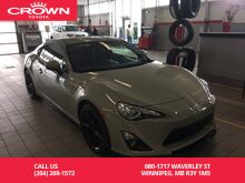 2016_Scion_FR-S_Cpe Man Release Series 2.0 / Limited Edition / Clean Carproof / Navigation / Low Kms_ Winnipeg MB