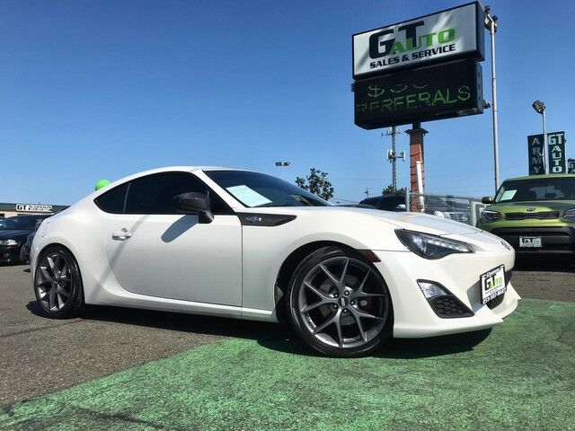 2016 Scion FR-S Supercharged