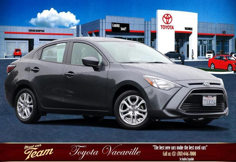 2016 Scion Ia Sedan Vacaville CA