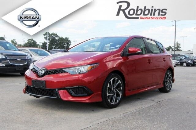2016 Scion iM  Houston TX