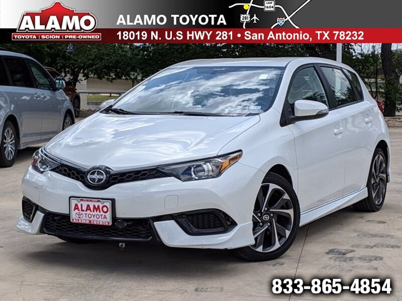 2016 Scion iM San Antonio TX