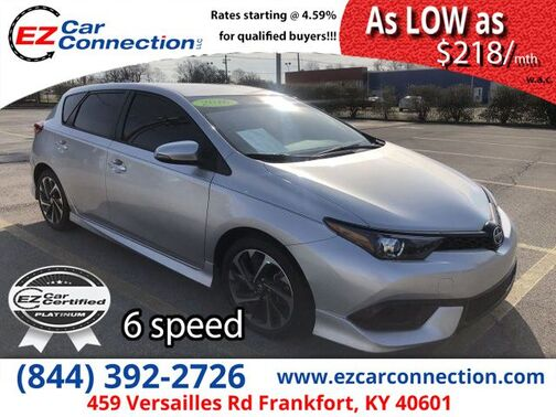 2016_Scion_iM_6M_ Frankfort KY