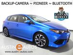 2016 Scion iM *AUTOMATIC, BACKUP-CAMERA, TOUCH SCREEN, PIONEER AUDIO, STEERING WHEEL CONTROLS, ALLOY WHEELS, BLUETOOTH PHONE & AUDIO