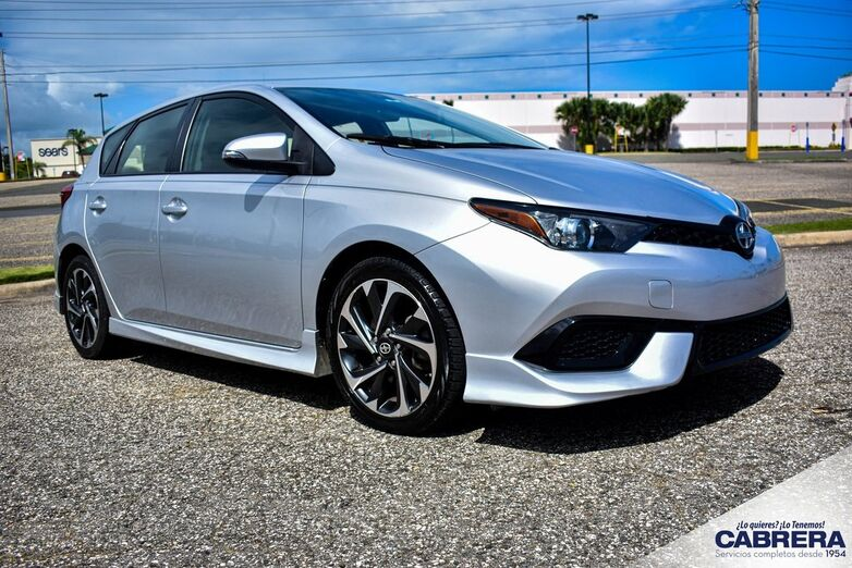 2016 Scion iM Base Arecibo PR