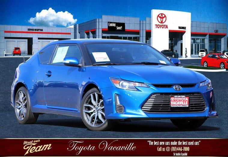 2016 Scion tC Hatchback Coupe Vacaville CA